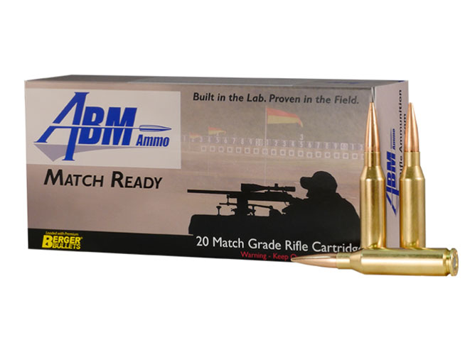 match ready, abm ammo, applied ballistics munitions
