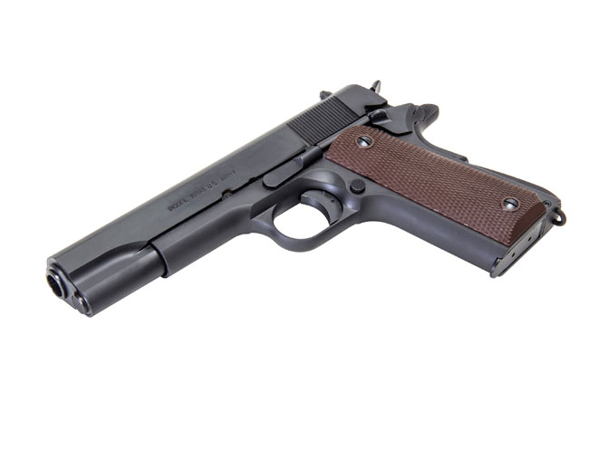 Auto-Ordnance 1911PKZSE, 1911PKZSE, 1911PKZSE pistol, 1911PKZSE front angle