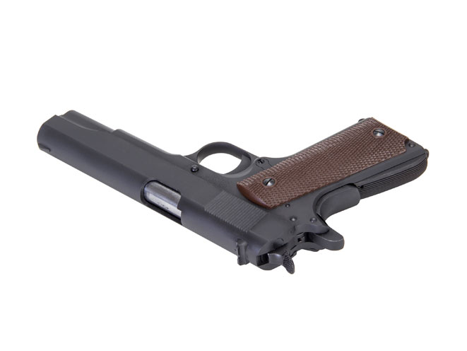 Auto-Ordnance 1911PKZSE, 1911PKZSE, 1911PKZSE pistol, 1911PKZSE side