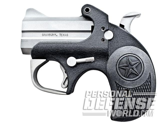 Bond Arms Backup, bond arms, bond arms backup derringer, derringer, bond arms backup photo