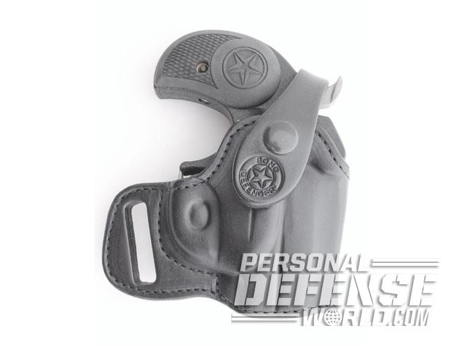 Bond Arms Backup, bond arms, bond arms backup derringer, derringer, bond arms backup holster