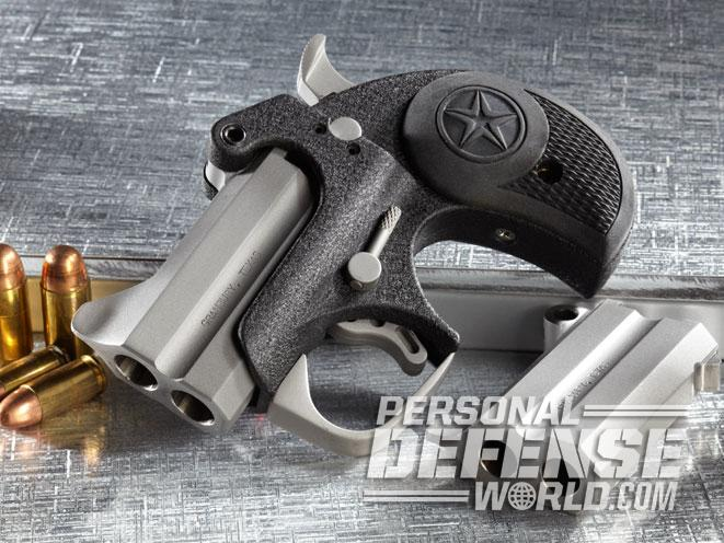 Bond Arms Backup, bond arms, bond arms backup derringer, derringer, bond arms backup lead