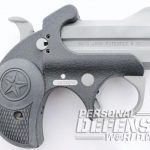 Bond Arms Backup, bond arms, bond arms backup derringer, derringer, bond arms backup profile