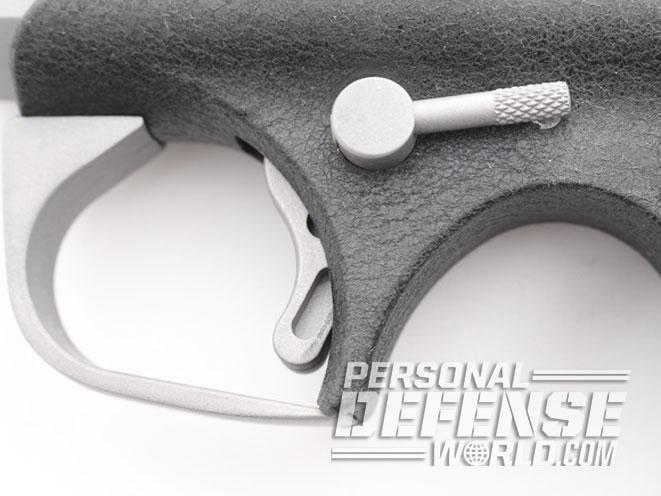 Bond Arms Backup, bond arms, bond arms backup derringer, derringer, bond arms backup trigger