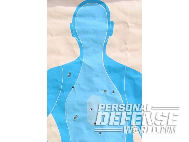 Bond Arms Backup, bond arms, bond arms backup derringer, derringer, bond arms backup target