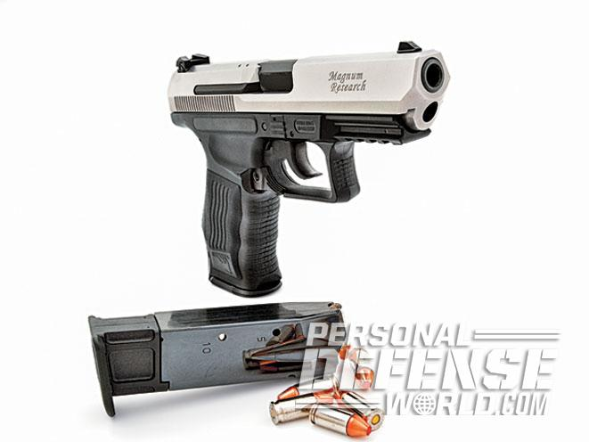 MR9 Eagle: Magnum Research's Covert 9mm Pistol