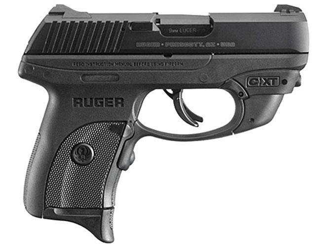 ruger, ruger lc9s, ruger lc9s pro, lc9s pro, ruger lc9s pro crimson xchange, lc9s pro crimson xchange, crimson xchange technology, ruger crimson trace lc9s pro, Ruger LC9s Pro with C-XT Laser Attachment