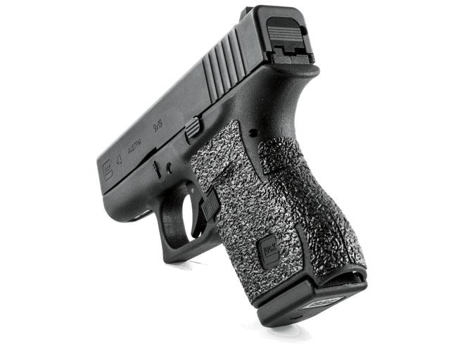 glock, glock 43, glock 43 holsters, glock 43 holster, glock 43 accessories, talon grips