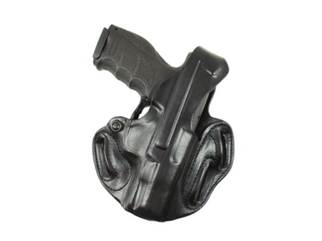 desantis, desantis gunhide, desantis holster, desantis holsters, h&k vp40, h&k vp40 holster, thumb-break scabbard