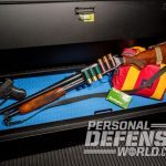 trunk gun, travel gun, trunk guns, travel guns, gun traveling, interstate gun, interstate guns, interstate gun travel, trunk gun contents