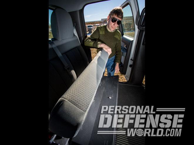 trunk gun, travel gun, trunk guns, travel guns, gun traveling, interstate gun, interstate guns, interstate gun travel, trunk gun back seat
