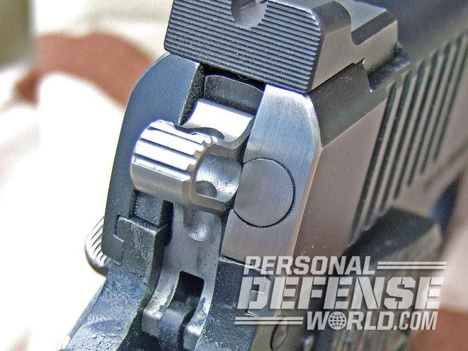 innovative custom guns, remington r1 enhanced, r1 enhanced, remington r1 enhanced .45 acp, r1 enhanced 45 acp, innovative custom guns remington, r1 enhanced rear sight