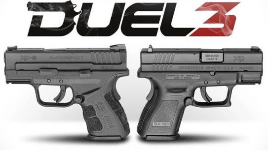 springfield armory, springfield armory duel 3, duel 3 prizes, duel 3 promotion