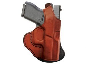 Tagua Thumb Break Paddle Holster, tagua, tagua thumb break, thumb break paddle, thumb break paddle holster, tagua holster, tagua holsters brown
