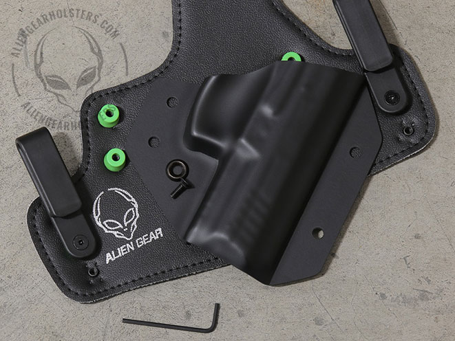 alien gear holsters, alien gear holster, alien gear, holster, holsters, holster shells