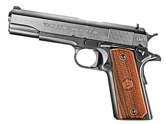 10 GI-Style M1911 and M1911A1 Pistols For Today's Shooters