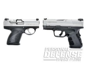 concealed carry, concealed carry handguns, pistols, handguns, boberg xr45-s, springfield xd mod.2