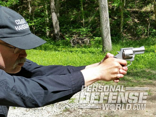 Charter Arms' New Pitbull Revolver in  45 ACP