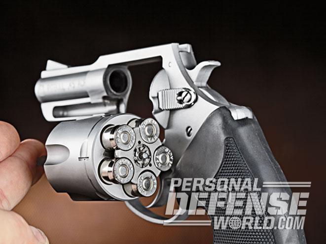 Charter Arms' New Pitbull Revolver in  45 ACP