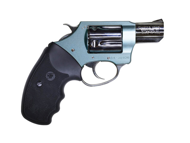 Charter Arms Tiffany Revolver, charter arms, charter arms tiffany, tiffany blue, charter arms tiffany .38 SPL, charter arms tiffany gun