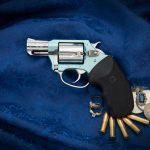 Charter Arms Tiffany Revolver, charter arms, charter arms tiffany, tiffany blue, charter arms tiffany .38 SPL, charter arms revolvers