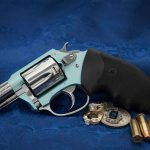 Charter Arms Tiffany Revolver, charter arms, charter arms tiffany, tiffany blue, charter arms tiffany .38 SPL