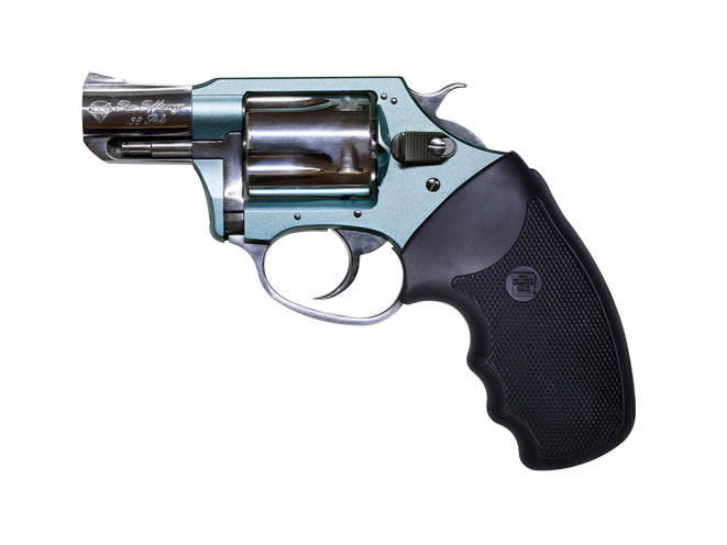 Charter Arms Tiffany Revolver, charter arms, charter arms tiffany, tiffany blue, charter arms tiffany .38 SPL, charter arms revolver