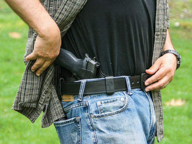 Concealed Carry Holster & Belt Combos