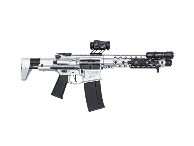 ballistic, ballistic fall 2015, survival gear, survival products, rainier arms PDW