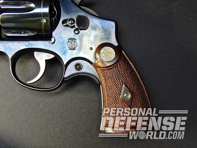Smith & Wesson .357 Magnum Revolver, .357 mag, smith & wesson .357 mag, .357 mag revolver, smith wesson .357 magnum grip