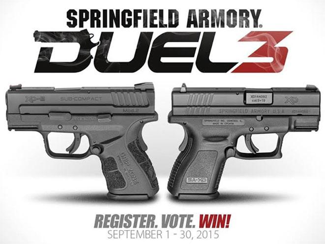 springfield, springfield armory, springfield armory duel 3, springfield duel 3