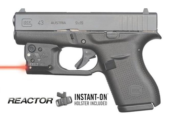 viridian, viridian red laser, viridian glock 43