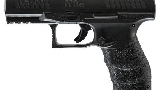 Walther PPQ .45, PPQ .45, PPQ .45 ACP