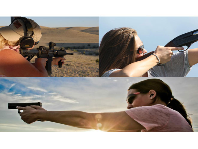 Women's Gun Zone, well armed woman, well armed woman women's gun zone