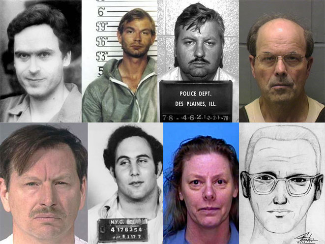 11 Most Infamous Serial Killers of All Time