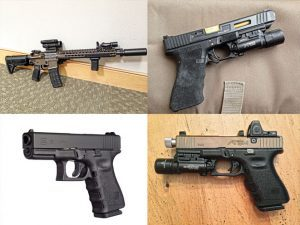 home defense, home defense gun, home defense handgun, home defense rifle