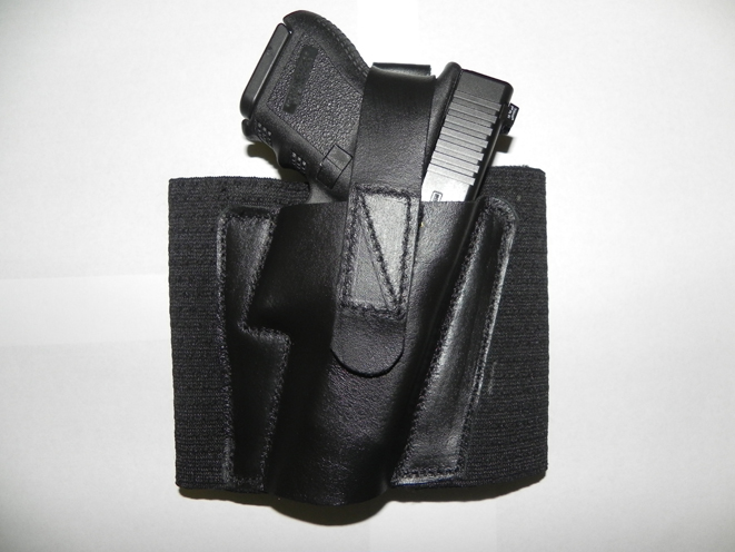 holster, holsters, concealed carry, concealed carry holster, concealed carry holsters, Aker Comfort-Flex PRO Ankle Holster