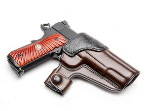 wilson combat, Custom Alliance Deluxe Quick Snap Holster, Quick Snap Holster, wilson combat quick snap holster