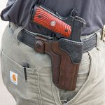 wilson combat, Custom Alliance Deluxe Quick Snap Holster, Quick Snap Holster, wilson combat quick snap holster, holsters