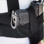 holster, holsters, concealed carry holster, concealed carry holsters, concealed carry, Deep Conceal Soft Shoulder Harness