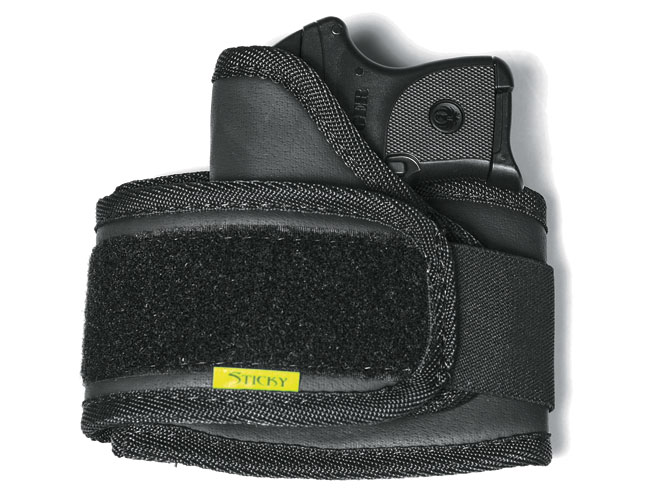 holster, holsters, concealed carry holster, concealed carry holsters, concealed carry, Sticky Holsters AnkleBiter