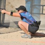 julie golob, smith wesson julie golob, smith & wesson, smith & wesson julie golob, julie golob kneeling