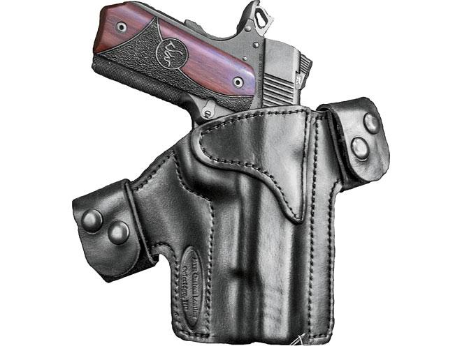 combat handguns, MTR Quick-Snap Holster, holster, holsters, MTR Quick-Snap Holsters, MTR custom leather, quick-snap, mtr quick-snap