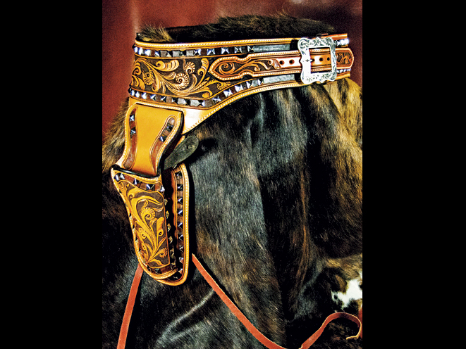 Slickbald Custom Holsters, slickbald, slickbald holsters, slickbald custom holster, slickbald holster, slickbald western holster, slickbald western rig