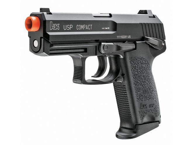 umarex, umarex air pistol, umarex air pistols, air pistols, air pistol, umarex heckler & koch, HK USP Compact