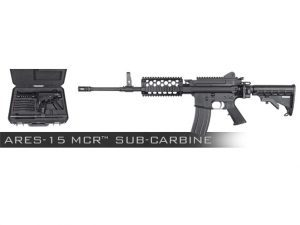 ares, ares defense, ares defense MCR Sub-Carbine, ares MCR Sub-Carbine, MCR Sub-Carbine
