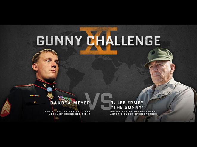 dakota meyer, gunny, glock, gunny challenge, glock gunny