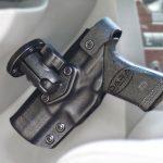 dara holster, dara holsters, mounted holster system, dara holsters mounted holster system, Level II Duty RAM Mounted Holster