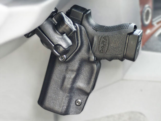 Dara Holsters' New Mounted Holster System