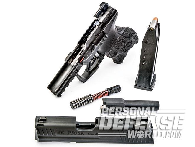 P30SK, heckler & koch P30SK, hk P30SK, P30SK pistol, P30SK 9mm, P30SK 9mm pistol, P30SK handgun, P30SK gun, heckler & koch, P30SK field strip